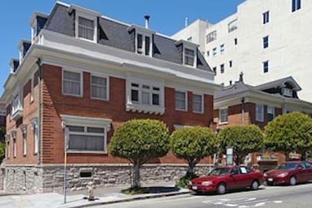 Jackson Court 1 - San Francisco
