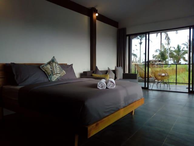 Bali Tabanan amazing view.New Brancaleone house.