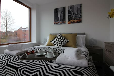 Diamond - Apartment 3 at Britannia Chambers - Leek