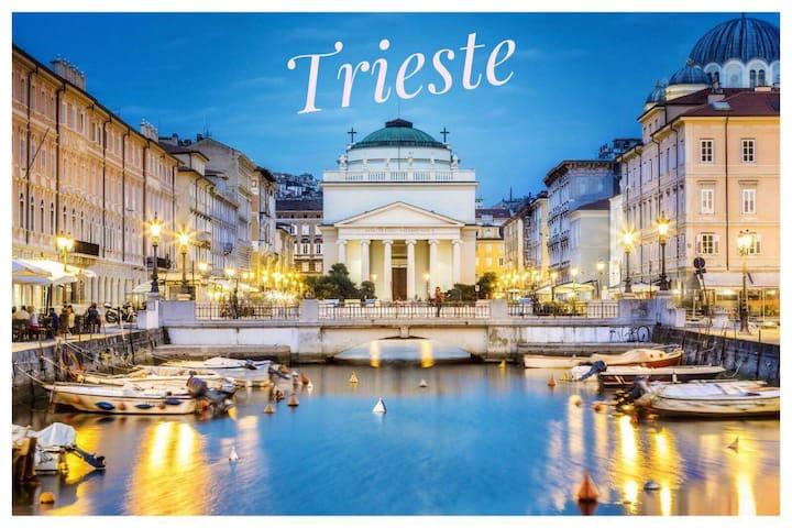 Luoghi da visitare a Trieste (in lavorazione)