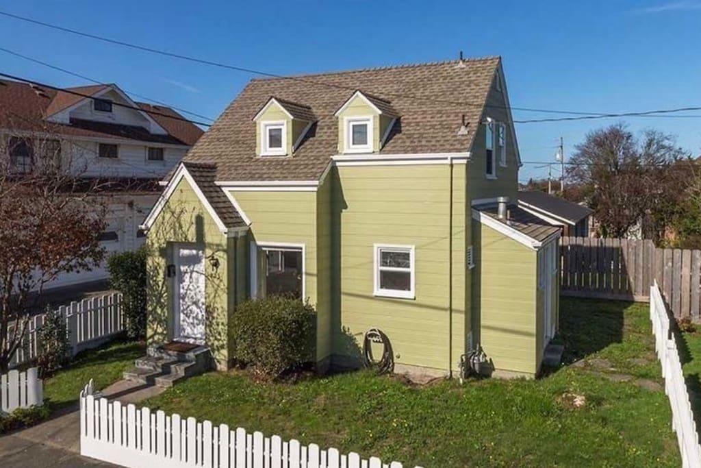 13th Street Cottage