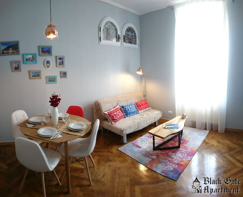 We would be delighted to host you in our cozy home while you're visiting Brasov