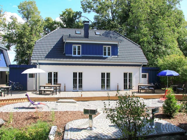 Lovely holiday home Boddenruhe