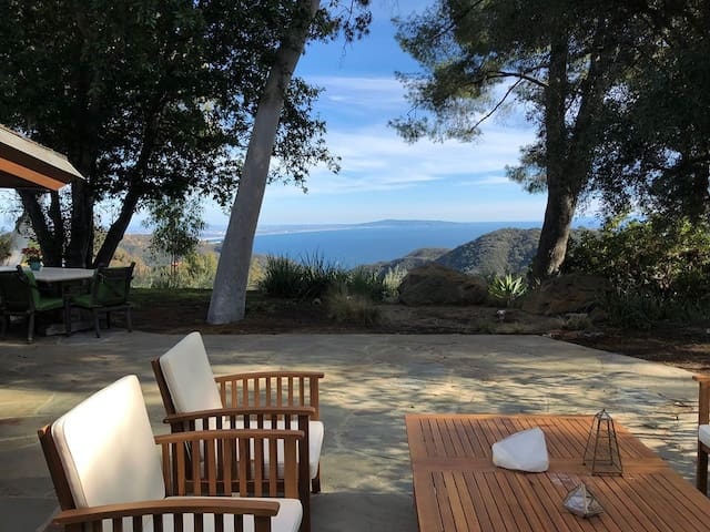 Magical Villa & Ocean View Topanga!
