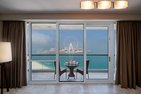 Luxury 3 Bedroom Serviced Apartment Sea View / JBR