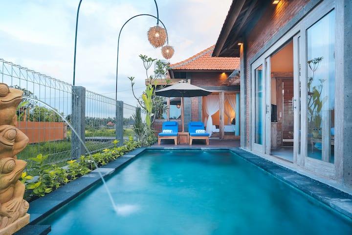 Ipian Hidden Oasis Private Pool Ubud tradition