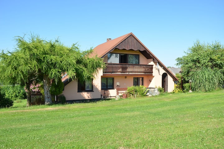 Luxury Cottage in Spálov with Private Swimming Pool