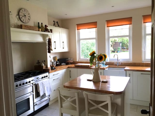 Kitchen. Available to use, could cook your own dinner using the stove or microwave. You will be allocated a fridge for your personal use.