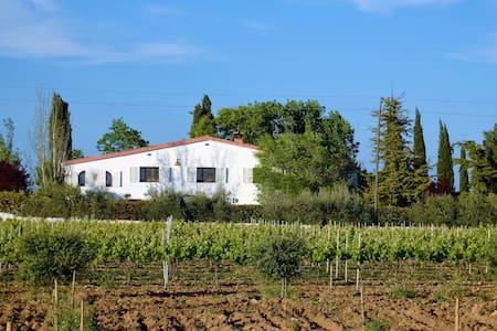 Finca La Caseta - Penedés country guest house - Font-rubí
