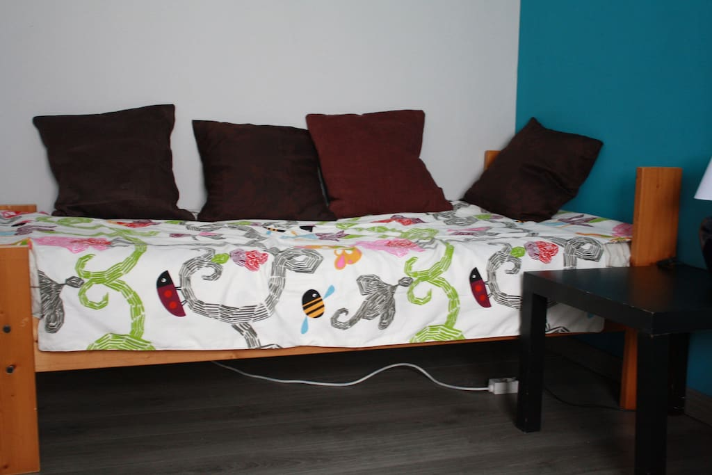 Appartement confortable proximit appartements louer for Canape ostende but
