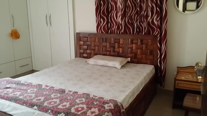 Amazing, charming room in  the heart of New Delhi.