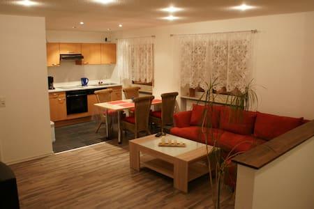 Liebevoll gestaltete Wohnung - Appartement