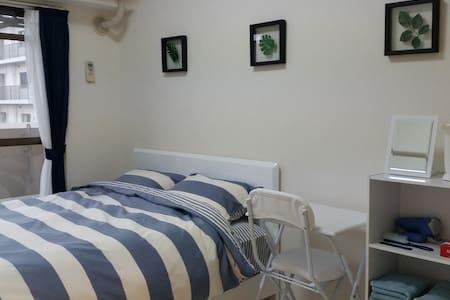 シンプルで充実した設備のローコストルーム室見 - Fukuoka-shi - Wohnung
