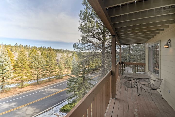 Explore northern Arizona from this Flagstaff vacation rental condo.