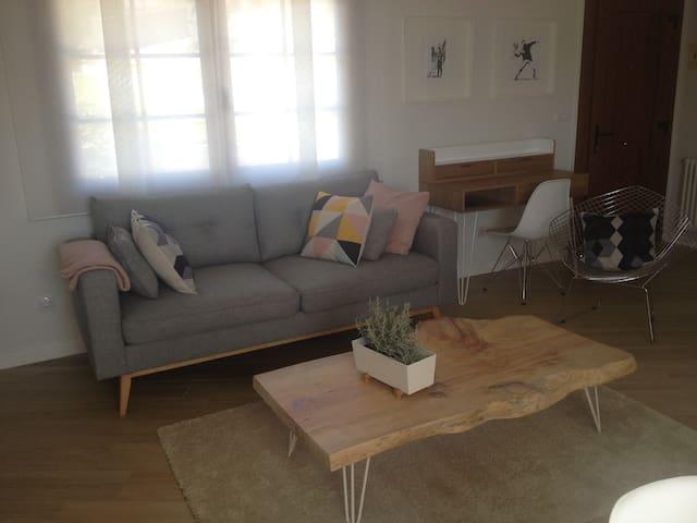 Apartamento para 5 con vistas a Portugal - A Guarda - Kondominium