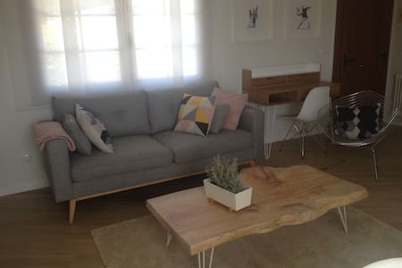 Apartamento para 5 con vistas a Portugal - A Guarda - Selveierleilighet