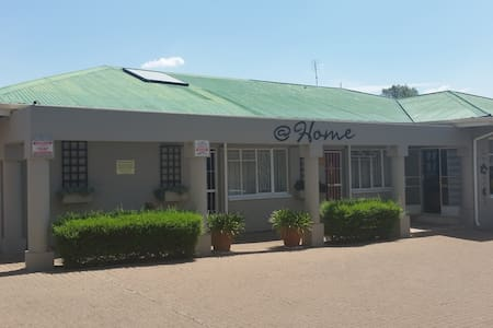 @Home Guest House - Quiet and Secure Surrounding