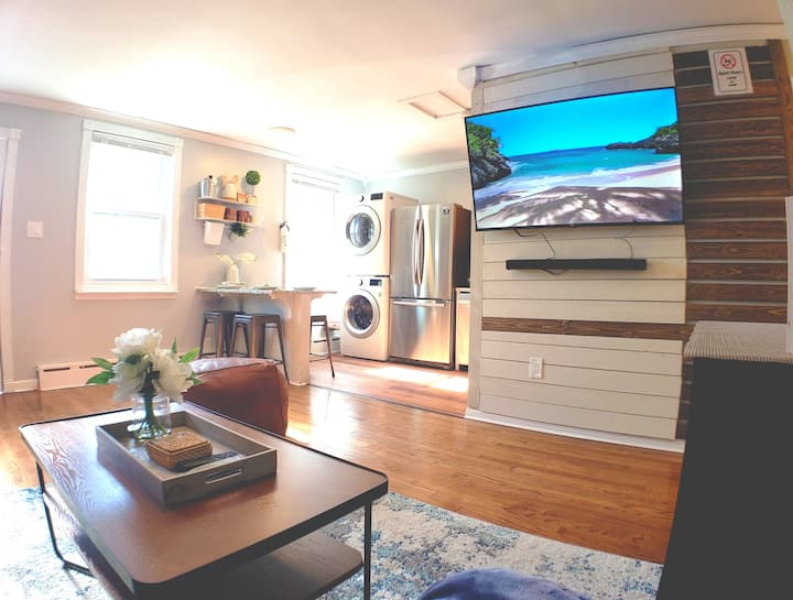 ★Garden★Parking★300Mbps★15min->CenterCity&AirPort★