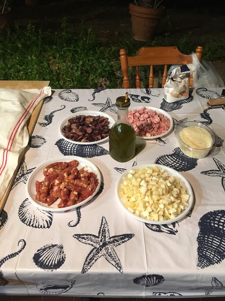 ingredienti delle mignolate