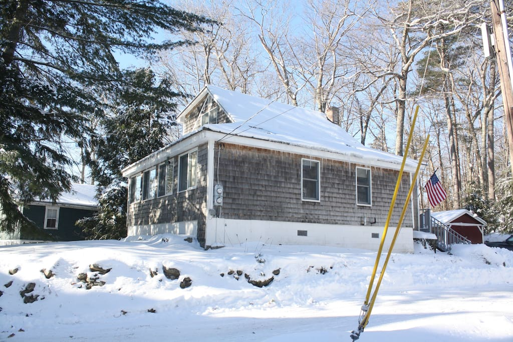 Sunny Ski Cottage At Mount Sunapee Cottages For Rent In