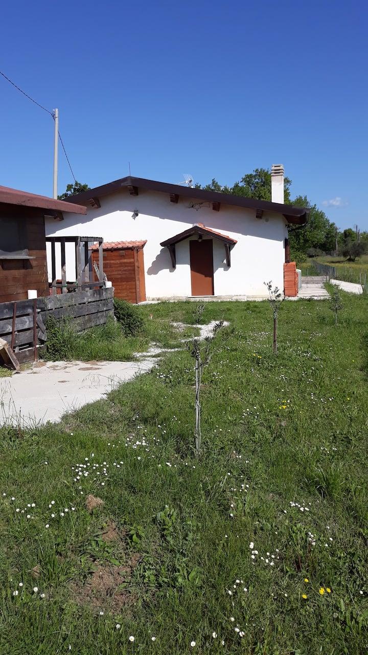 La casa di Pino