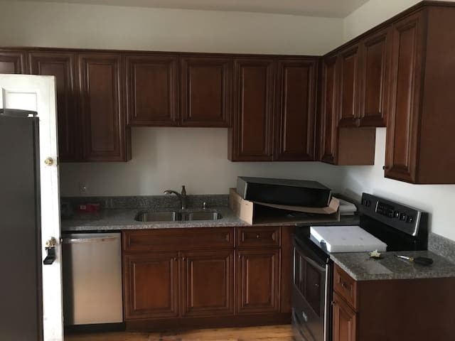 1 year lease. 3 Rooms for rent. Next to VCU