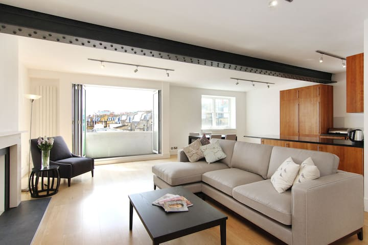 Restful Apartment in London near Natural History Museum