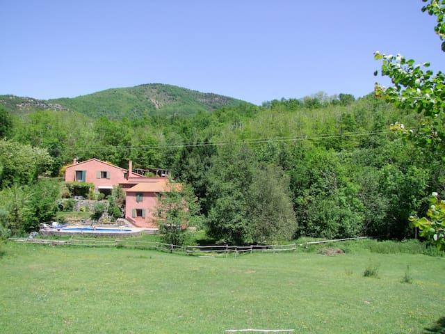 Le Mouli d'en Boix - A hidden Paradise - Saint-Laurent-de-Cerdans - Casa de huéspedes