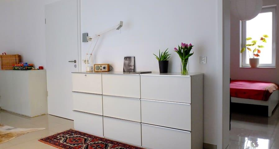 Modernes ruhiges Studio, nähe Köln City/Flughafen - Frechen - Condominio