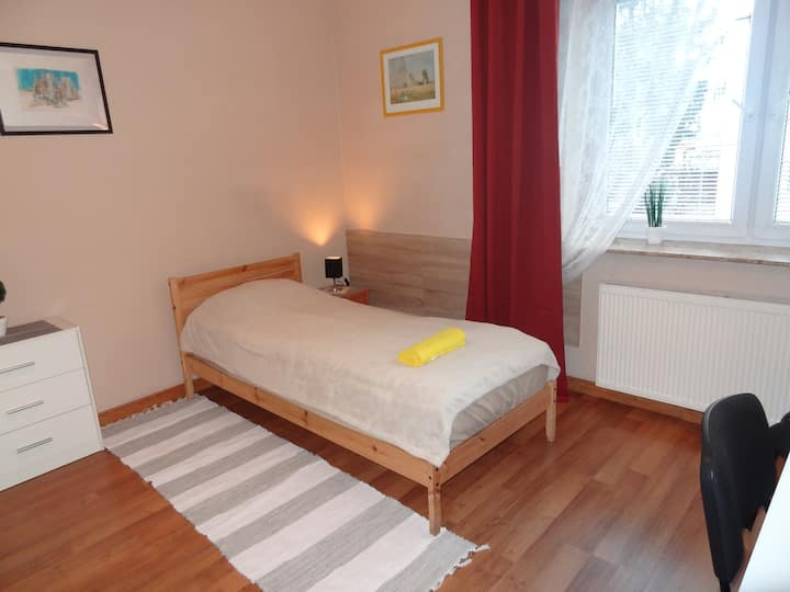Comfortable Single room Okęcie