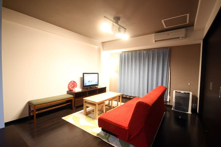 <Opening SALE>Susukino 1bedroom apartment (406)