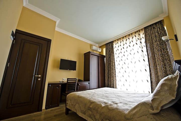 Have a Great experience in Batumi wail stying at the Eiffel Hotel