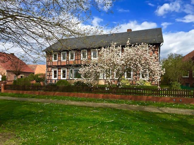 Historisches Bauernhaus mit Designelementen - Trebel - Guesthouse
