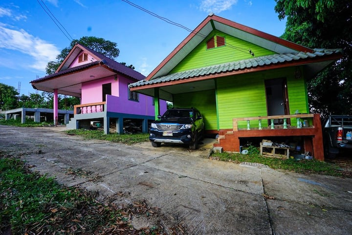 A private house near Mae fah luang university