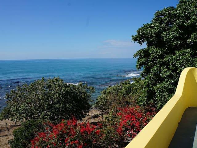 Luxury Beachfront Villa on Private 1.7 Acres