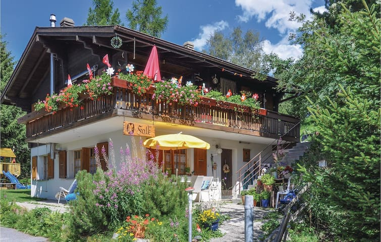 Holiday apartment with 2 bedrooms on 68 m² in Bürchen