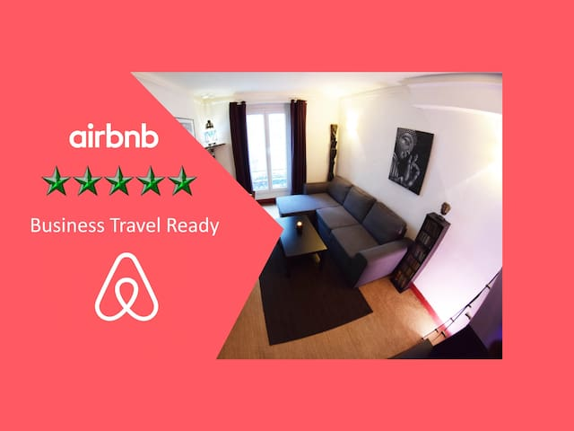 Fully equipped apartment close to Bastille - Paris - Wohnung