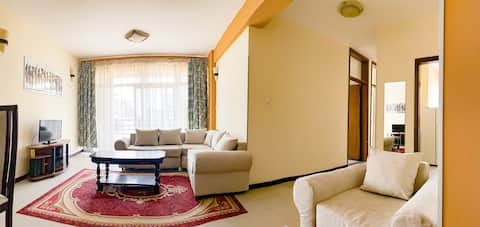Charming 2Bed Apt | Central Addis | Near Airport