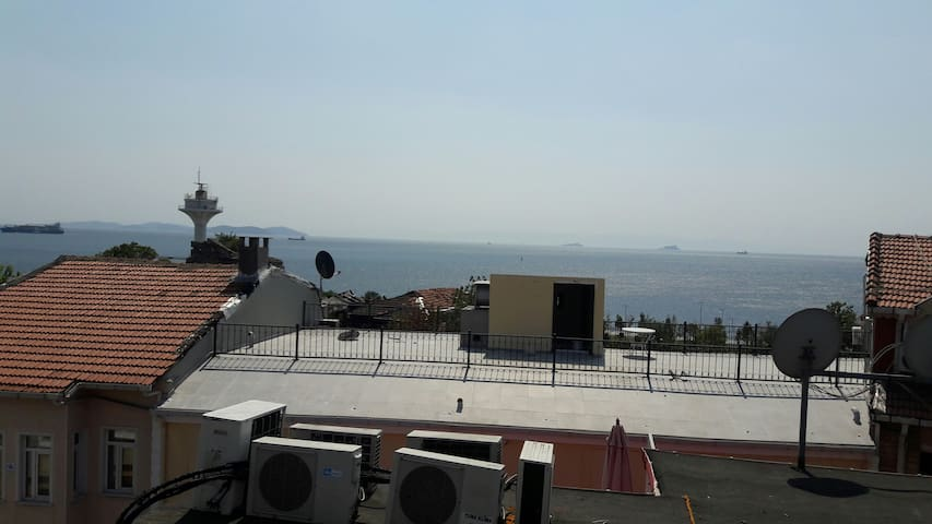 Sea View double Room (old city center)