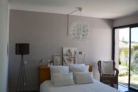 Chambres d'hôtes La Maison Blanche - Vaison-la-Romaine