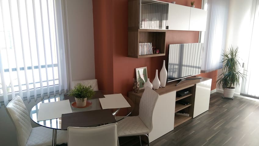 Herblay 60m2 lumineux et moderne - Herblay - Apartment