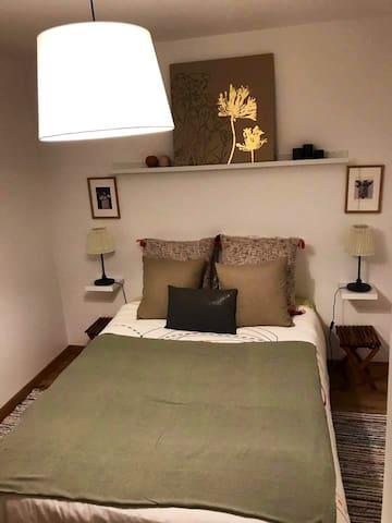 Chambre - lit en 140x200