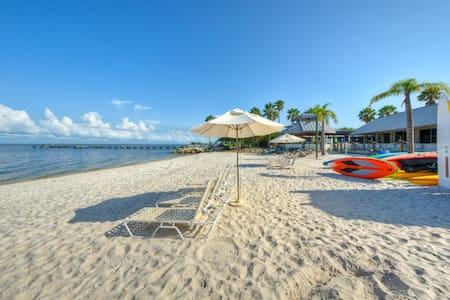Bahia Beach, Inn at Little Harbor,Ruskin,Tampa Bay - Ruskin - Apartament
