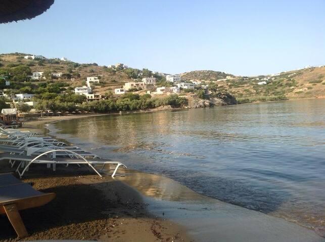 SYROS GR KINI MAYOR'S  HOUSE