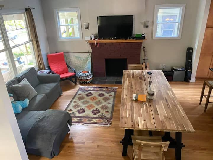 Ann Arbor Central Campus Sublet