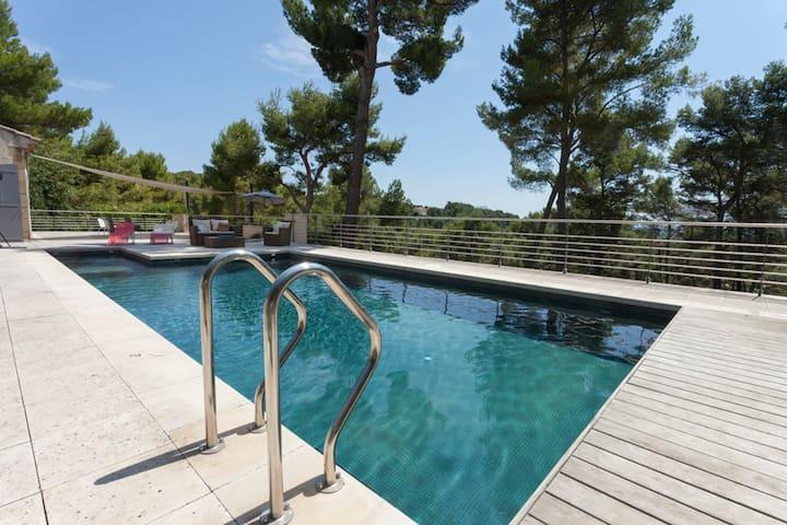 Cosy ground floor apartment - Aix-en-Provence - Leilighet