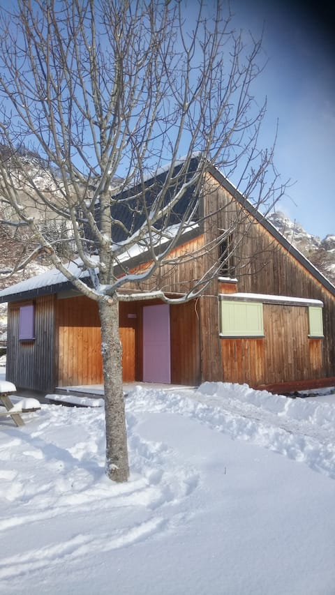 Chalet Bellecombe - 6 pers 10 minutes from Lioran