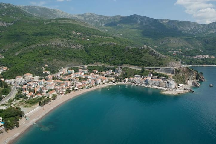 New Studio Rafailovići Budva, 200m From Beach
