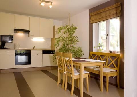 Ferienwohnung Hecht (Mauth), Ferienwohnung mit kostenfreiem WLAN und Sauna
