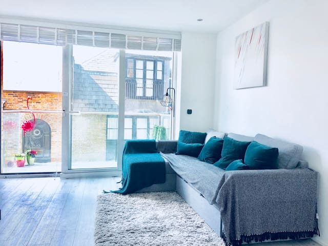 MODERN APARTMENT IN CENTRAL LONDON